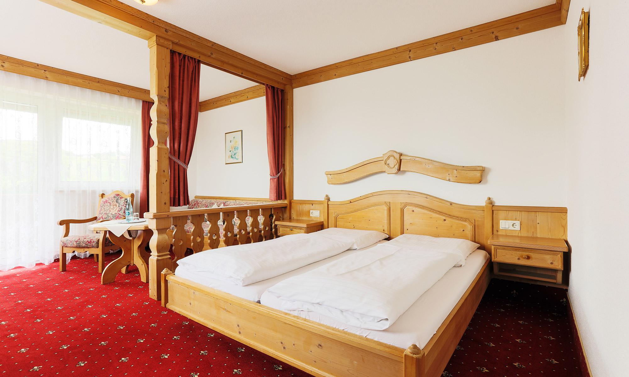 Komfort-Zimmer - Landhaus - (32 m²)