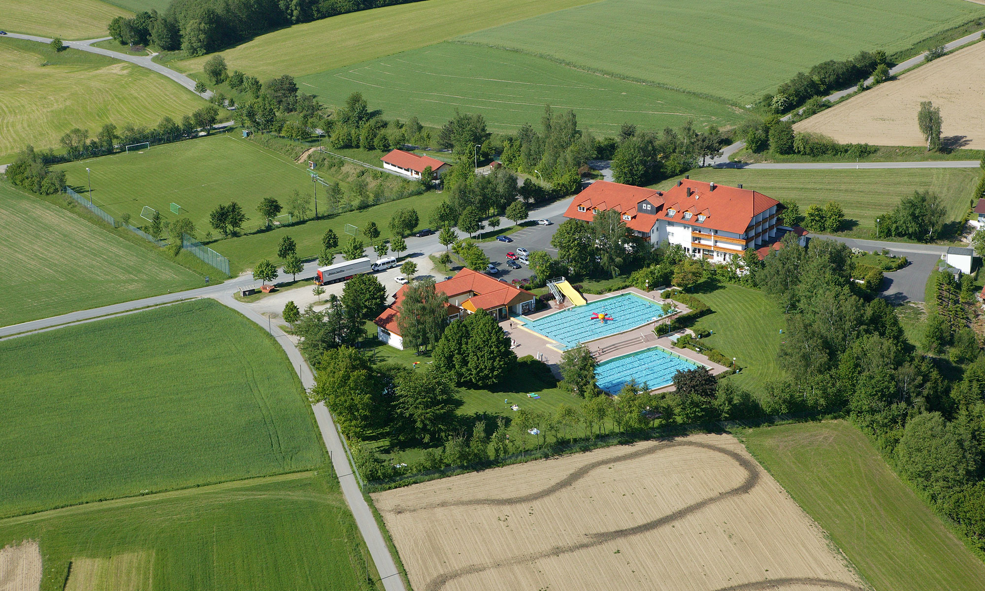 Hotel Im Bayerischen Wald Sattelbogener Hof